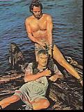 Tras la batalla naval, Ben Hur salva a Arrio