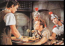 Ben Hur, condenado a galeras