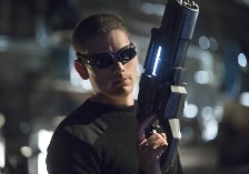 "The Flash -- ""Going Rogue"" -- Image FLA104B_0108b -- Pictured: Wentworth Miller as Leonard Snart -- Photo: Cate Cameron/The CW -- © 2014 The CW Network, LLC. All rights reserved."