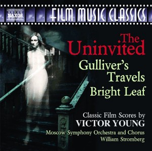 Uninvited- Classic Film Music of Victor Young - CD cover grande