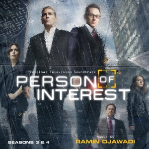 Person of Interest 3 & 4 - CD cover grande