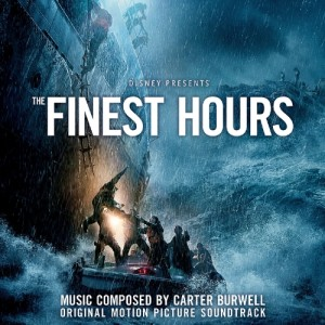The Finest Hours cover art (PRNewsFoto/Walt Disney Records)
