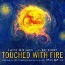 Touched with fire - CD cover grande