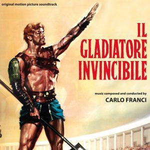 Gladiatore invincibile - CD cover grande